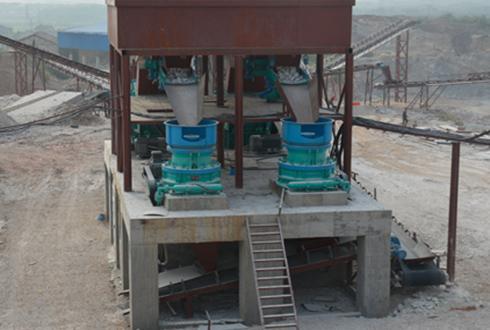 700-750吨每小时大理石破碎筛分雷竞技Raybet官网