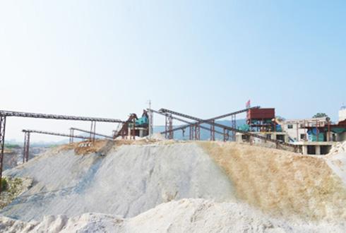 150-200吨每小时石灰石制砂雷竞技Raybet官网